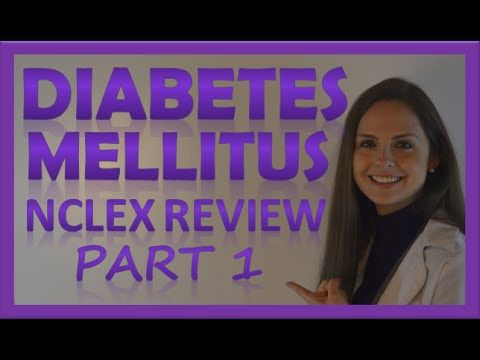 Diabetes Mellitus Pathophysiology & Nursing | Diabetes Nursing Lecture NCLEX | Type 1 & Type 2 - WATCH VIDEO HERE -> http://bestdiabetes.solutions/diabetes-mellitus-pathophysiology-nursing-diabetes-nursing-lecture-nclex-type-1-type-2/      Why diabetes has NOTHING to do with blood sugar  *** best insulin for type 1 diabetes ***  Diabetes mellitus pathophysiology and nursing nclex lecture review on diabetes type 1 and diabetes type 2. Diabetes mellitus is where a pati