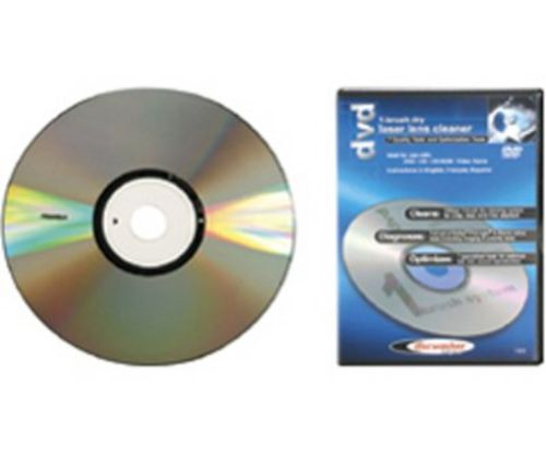 Head and Lens Cleaning: Discwasher 1502 Dvd Laser Lens Cleaner -> BUY IT NOW ONLY: $34.24 on eBay!