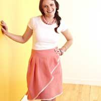 Download the cutting diagrams to create the skirt from June/July '11 Sew News.: Skirts Tutorials, Skirt Patterns, Sewing Skirts Pants, Free Summer, Free Skirts, Summertime Skirts, Summer Skirts, Skirts Patterns, Sewing Patterns