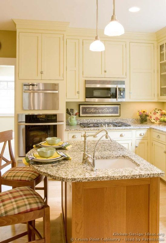 1000 ideas about kitchen cabinet layout on pinterest large kitchen cabinets small kitchen - Pictures of country cottage kitchens ...
