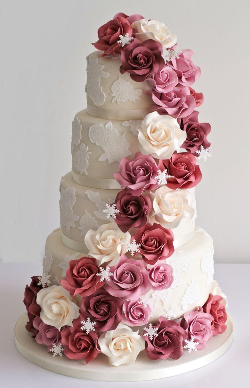 bouquet sfumature rosa - Cerca con Google