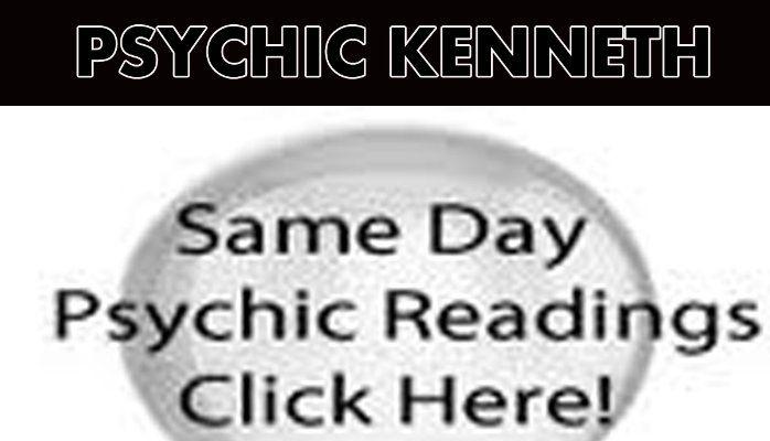 Meet Psychic Kenneth on Twitter & WhatsApp: +27843769238