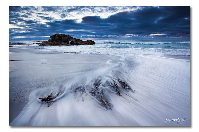 Friendly Beaches, Tasmania by Matthew Stewart | Photographer, via Flickr