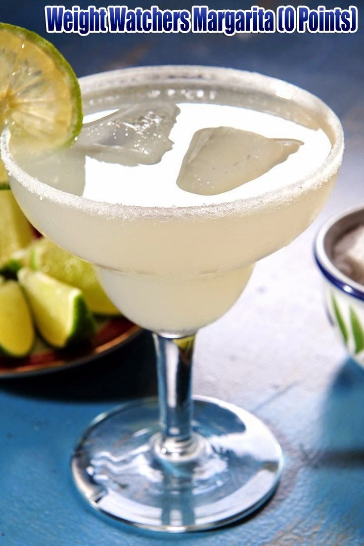 Weight Watchers Margarita (0 Points) - Amazing Weight Watchers Recipes