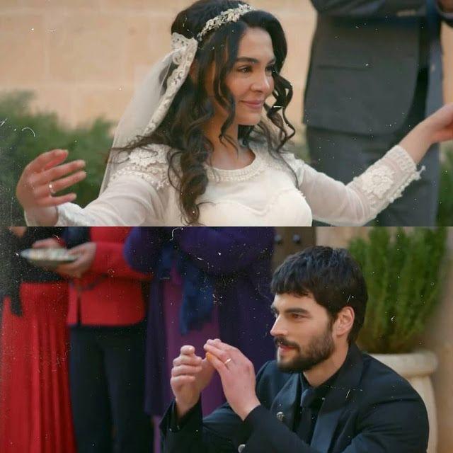 ملخص الحلقة 2 من مسلسل زهرة الثالوث زواج ميران وريان Turkish Actors Actors Celebrities