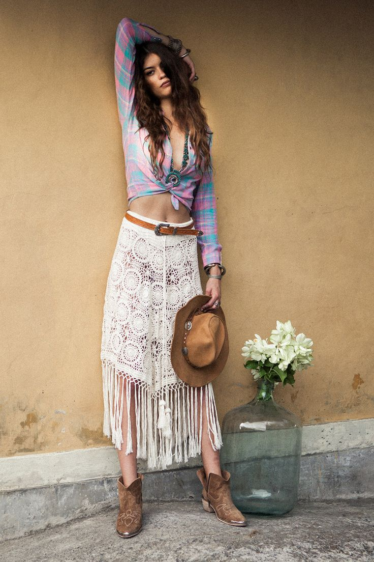The Margarita Crochet Skirt • Spell & the Gypsy Collective