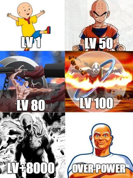 Just switch lv 50 with Mr clean | MEMES | Funny Comics, Geek humor, Funny memes