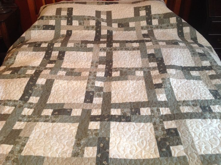 17 Best images about Manly quilts on Pinterest Quilt, Baseball jerseys and Chain links