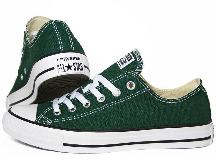 Converse All Star Chucks Ox Gloom Green