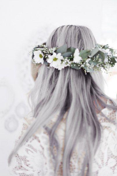 Белые волосы ▲ white hair ▲ whitehair