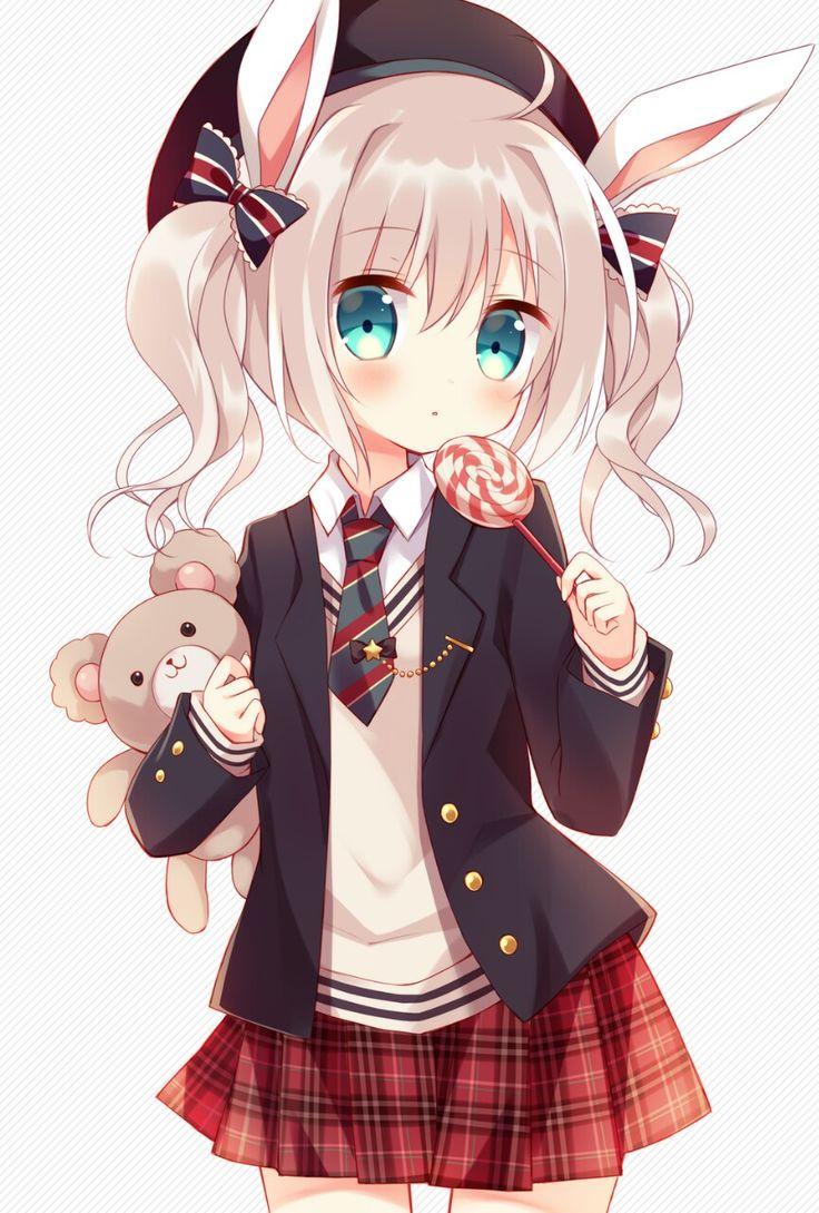 anime bunny girl