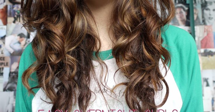I have spent a large portion of my teenage years searching for a quick and easy way to get curly hair overnight. Having naturally curly...