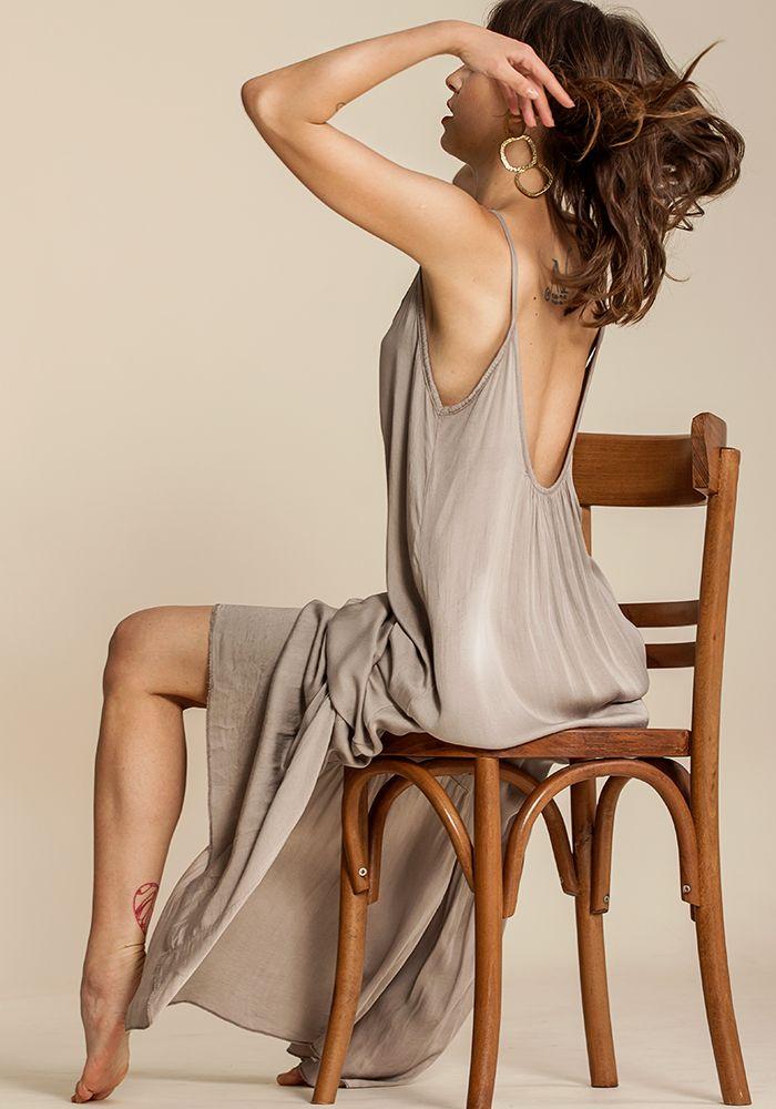 Berenice Bronzer Dress  by myfashionfruit.com