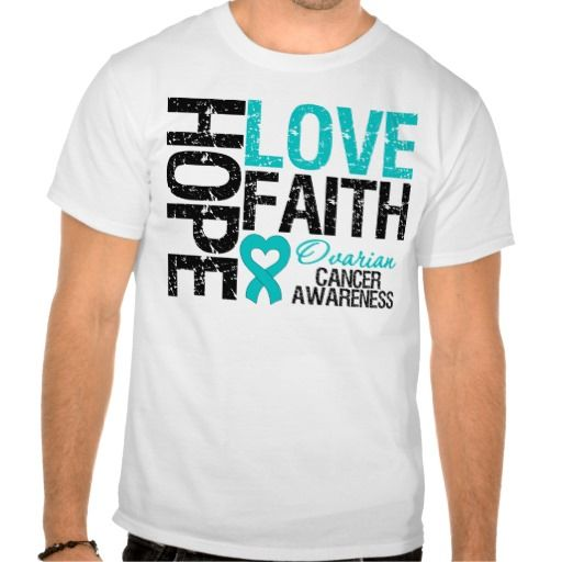 240 best ovarian cancer awareness shirts images on pinterest for Ovarian cancer awareness t shirts