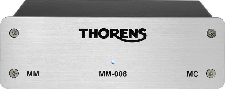 Thorens MM-008 - Préampli phono - Amplificateurs/Préamplis phono RIAA - CinAudio