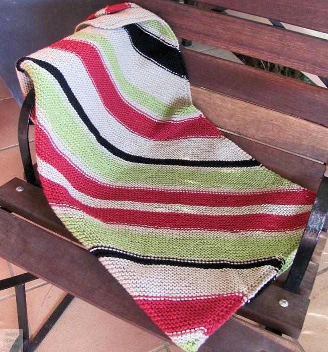 Woolen Baby Shawl - by QuirkyKids on madeit