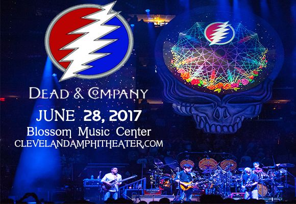 Dead And Company at Blossom Music Center