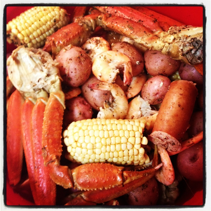 ... , Baby Red, Crabs Legs, Country Seafood, Seafood Boiled, Low Country