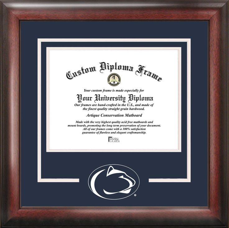 Mejores 21 imágenes de Diploma Frames for the Sports Fan en ...
