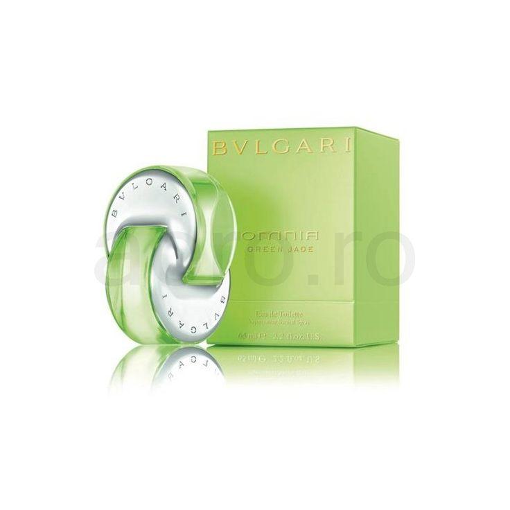 Bvlgari Omnia Green Jade Eau de Toilette pentru femei 40 ml