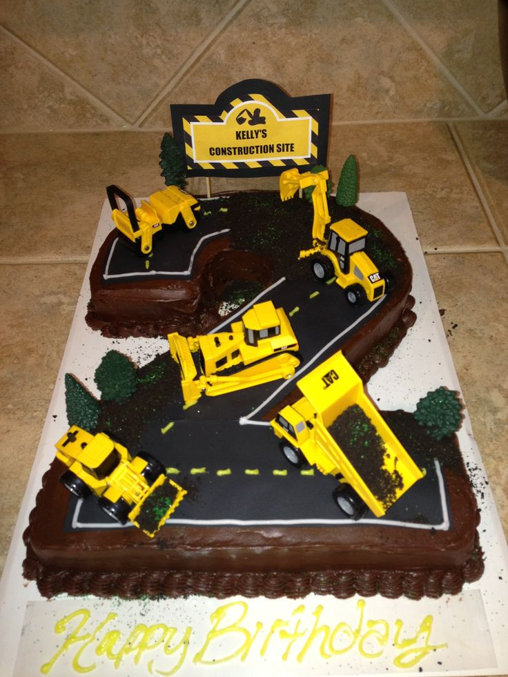 Construction Themed Cake Pans