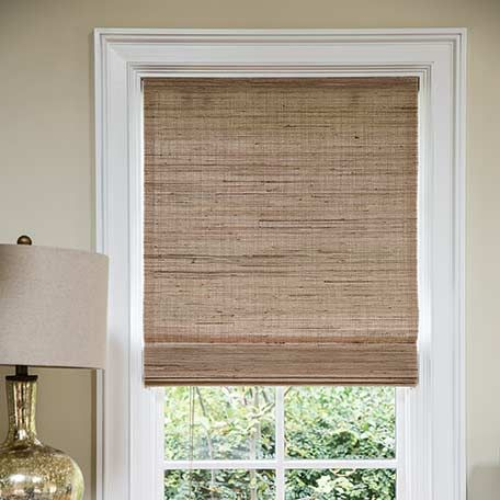 Custom & Handcrafted Natural Woven Shades, Only @ Smith & Noble - Smith & Noble