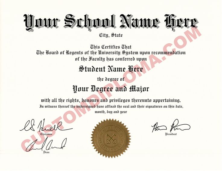 Custom Diploma provides fake US College and University diplomas with real customized raised. $99 HARD COPY, $69 EMAIL ONLY.