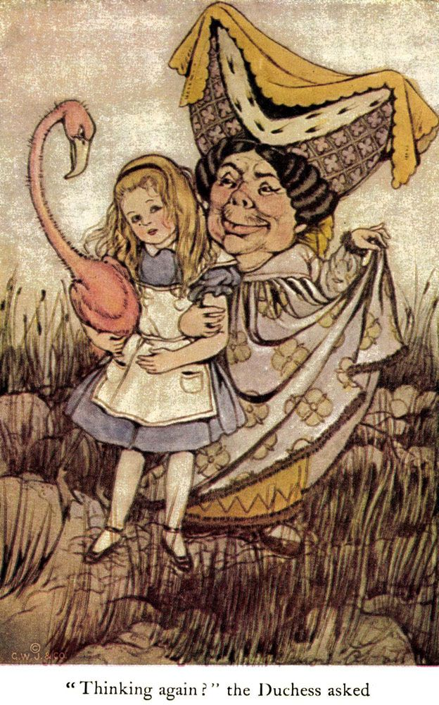 Alice in wonderland nude pics-2744