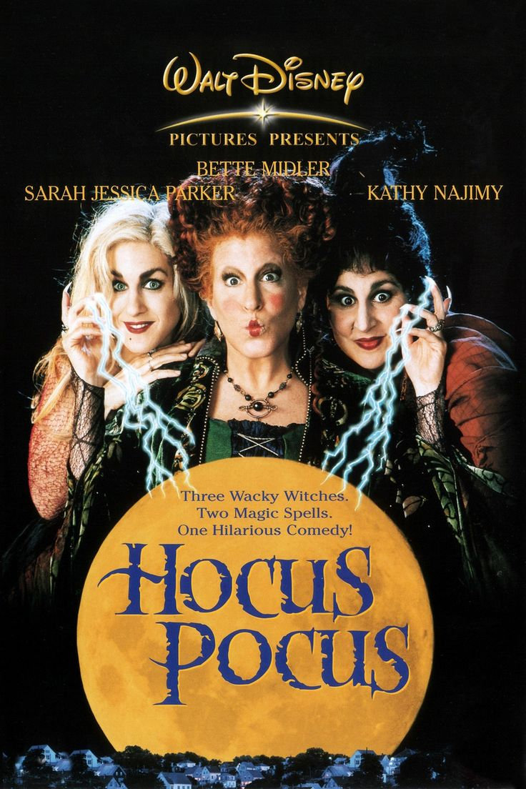 No matter how old I get this will always be my favorite Halloween movie! I will continue to watch it until I'm old a gray!