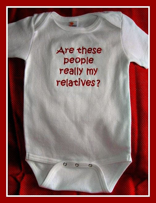 Funny baby onesie by Catchee on Etsy, $15.00