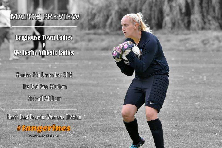 MATCH PREVIEW: Orange Army Hoping To Rock Brighouse Town! http://www.wetherbyathletic.com/news/match-preview-brighouse-town-ladies-1539037.html
