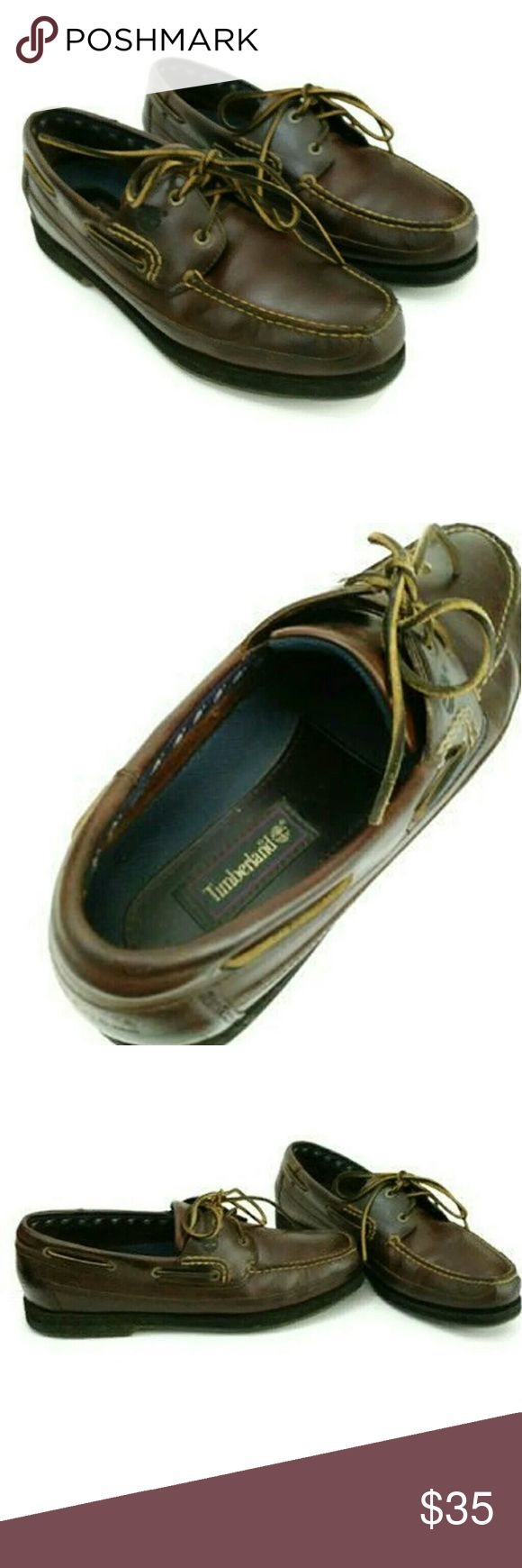 Timberland dark brown boat shoes size 14 These shoes are in very good condition with some very minor signs of wear on the sole, non slip non marking soles. Great leather!! Size 14 Timberland Shoes Boat Shoes