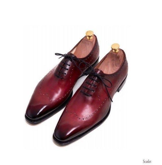 21+ Burgundy dress shoes information