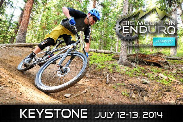 Big Mountain Enduro Race, Keystone
