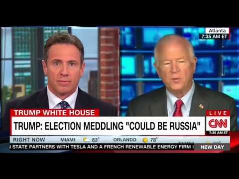 CNN Chris Cuomo interview with Saxby Chambliss Full Interview
