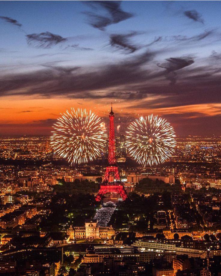 いいね!159千件、コメント758件 ― Wonderful Placesさん(@wonderful_places)のInstagramアカウント: 「Paris - France ✨❤️❤️❤️✨ Picture by ✨✨@cbezerraphotos✨✨ . #wonderful_places for a feature ❤️」