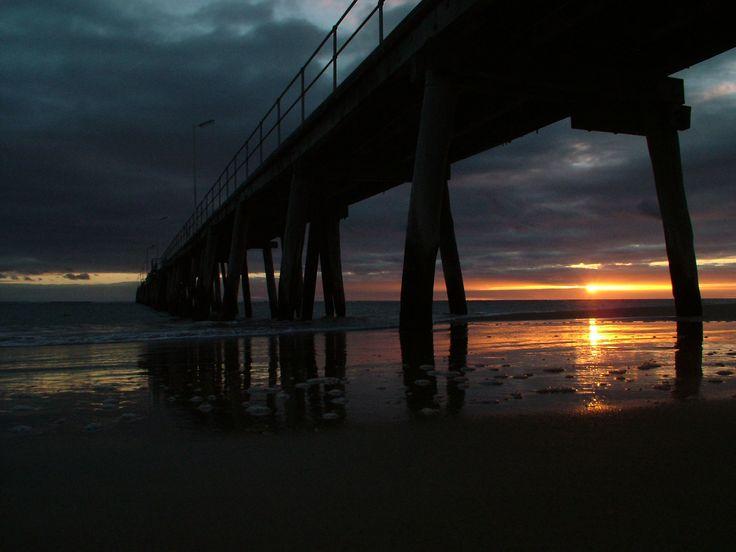 Port Noarlunga  Photo taken by James Barry www.christiesbeachprofessionals.com.au #SouthAustralia #realestatesouthaustralia #Beach #Adelaide #Jetty
