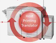 Non-Ricoh devices can be replaced by Ricoh devices without modification to the customer's print data stream. Ricoh Printers are immediately ready to be incorporated into the environment with no customization delays. Transparent quality of the solution lets documents be printed as before, without any disruption or change to the layout and format. Even pre-defined tray settings are maintained when you change printers. Embedded firmware in the MFP means no additional external hardware or…