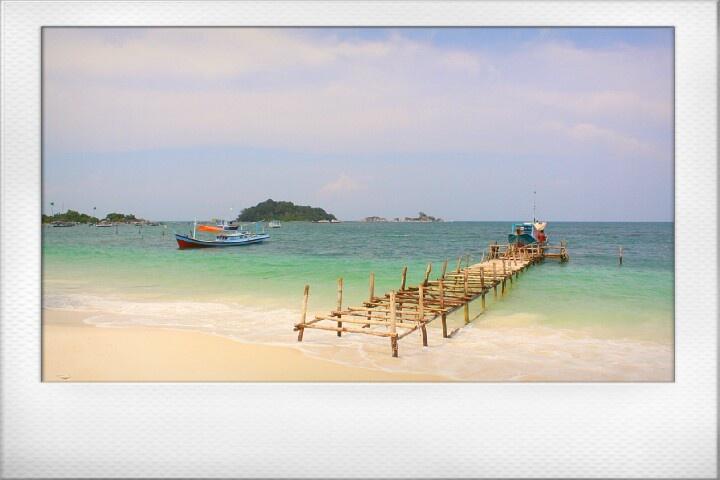 Tanjung Tinggi's Beach. #Belitung #Indonesia