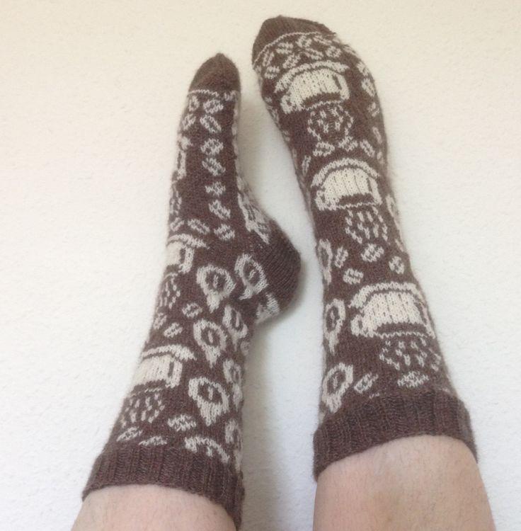 Kaffe-sokker.