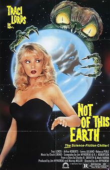 This 1988 Roger Corman cheapie was Traci Lords' first non-XXX role