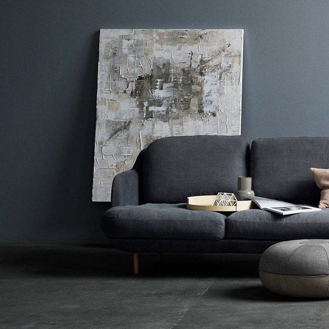 The Word Lune Exists Only In Danish And The Meaning Of It Is Both A Reference To A Temperature And To A Feeling Of Comfort Modular Sofa Furniture Home Decor