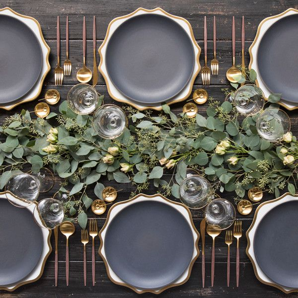 Remember What's Important - How To Set Your Thanksgiving Table Like A Pro - Photos