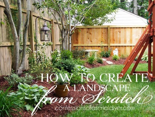 A complete guide to creating a landscape you'll love!