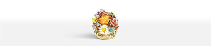 Ring diorette aus 750er gelbgold mit zitrin, grosses modell - Schmuckkollektionen Dior - http://www.dior.com/couture/de_de/schmuck/schmuckkollektionen/ringe/ring-diorette-aus-750er-gelbgold-mit-zitrin-grosses-modell-2-3690