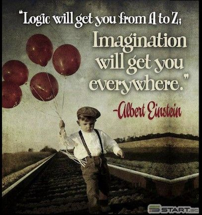 Think outside the box or you'll never know what your imagination is capable of..