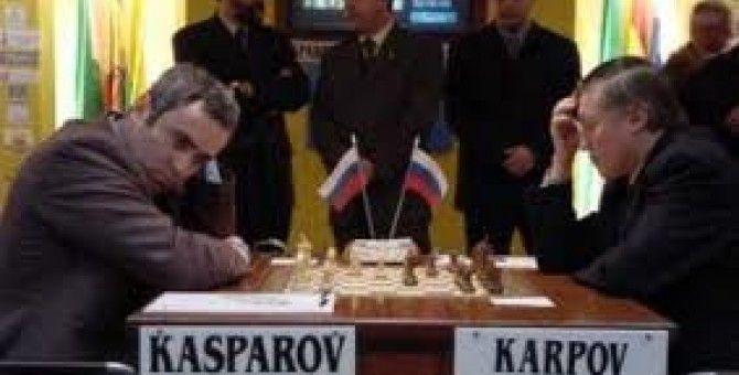 Anatoly Karpov vs Garry Kasparov : The Greatest Rivalry In Chess History