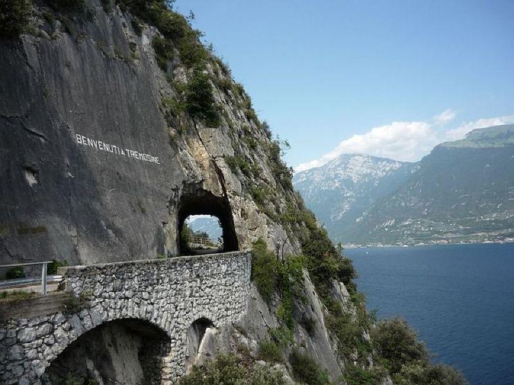 Il Lago di Garda in moto !