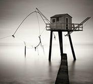 Fine Art Landscapes - Nowhere by Michel Rajkovic