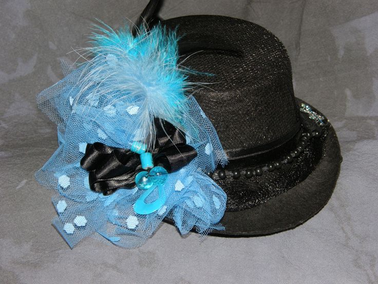 Tiny top-hat accessory